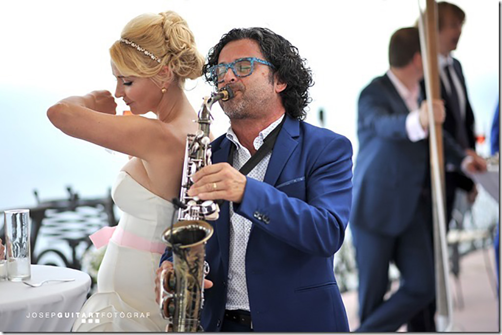 WEDDINGSAX